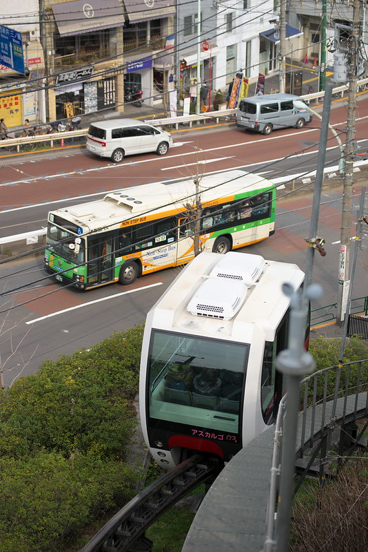 Tokyo Train Story アスカルゴ 2016年2月6日
