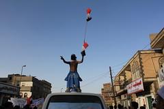 Taiz rally