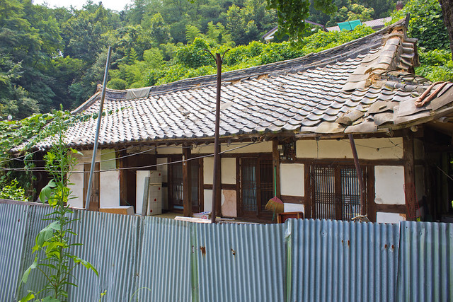 Early modern hanok, Jeonju, South Korea