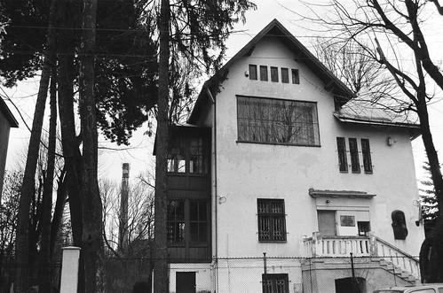 Ivan Trush's house