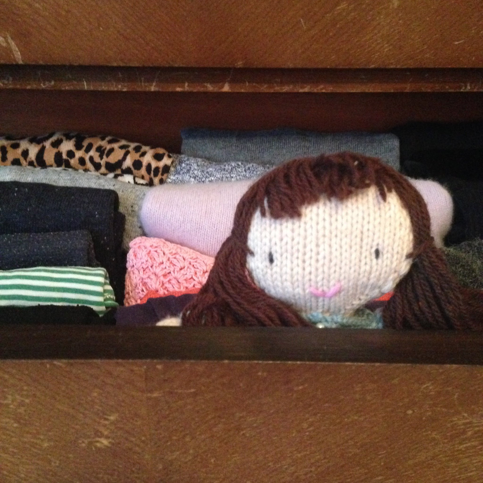 woolapple konmari drawer