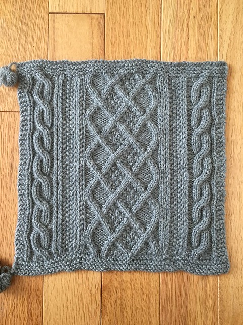 Afghan Square #16