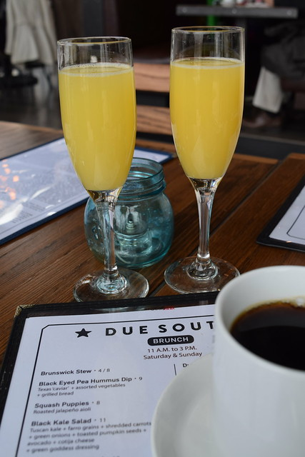 Due South Brunch