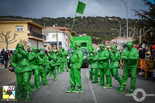 Carnavales de Cebreros - Domingo de Piñata 2016