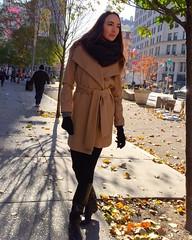 #NewYorkCity #VitusFeldmann #V #NewYorkCityPhotos #BeautifulPeople #ExcitingPeople #Mila #People