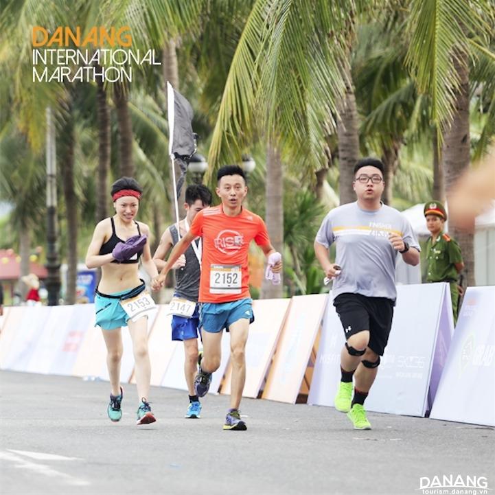 Marathon Đà Nẵng 2016