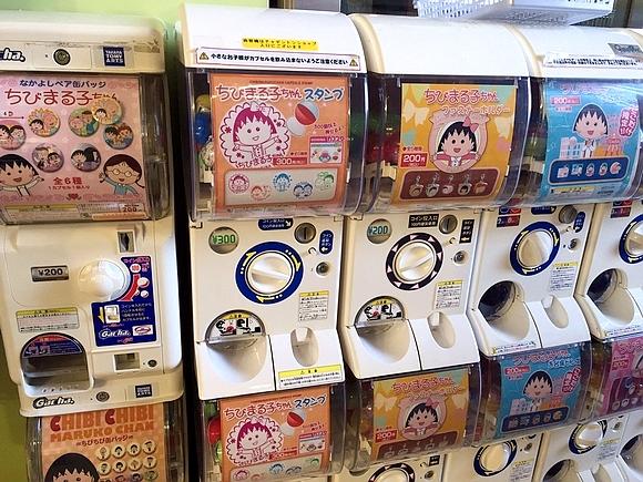 東京熱門景點台場小丸子咖啡店38