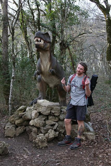 Stupid T-rex
