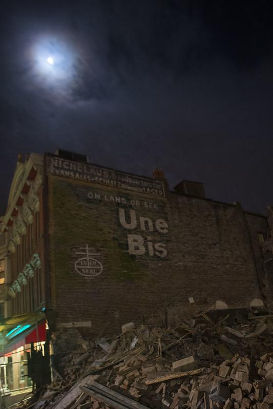 Une Bis (Uneeda Biscuit) sign 2, Schenectady, N.Y.