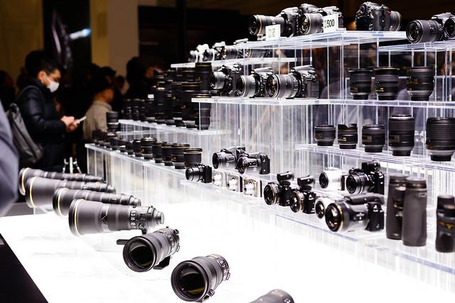 CP+ 2016; Nikon Arsenal