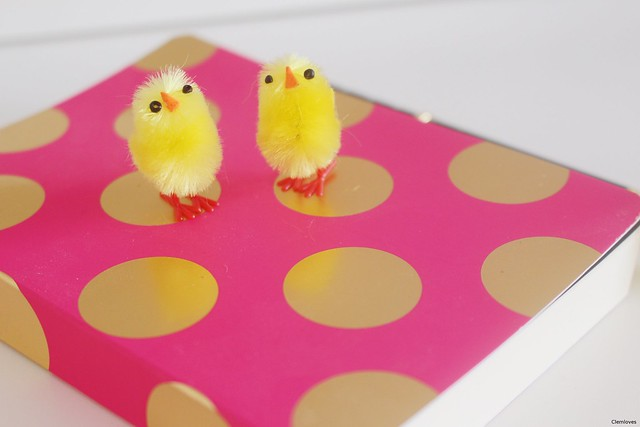 Easter chicks Clemloves