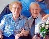 Helene und Karl Neumayer bei ihrem 60. Hochzeitstag 2012 (HB 2012)