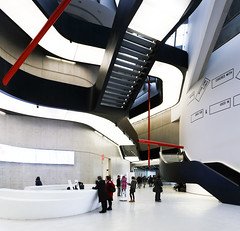 Maxxi Museum Rome Zaha Hadid