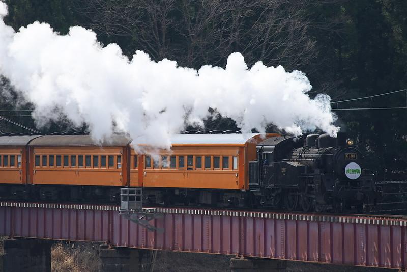 大井川鐵道SL三昧の旅 2016年3月12日