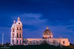Anochece en Teziutlán