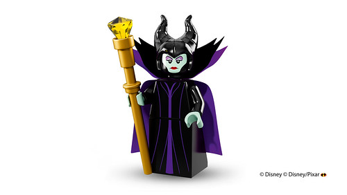 LEGO Collectible Minifigures 71012 - Disney - Maleficient