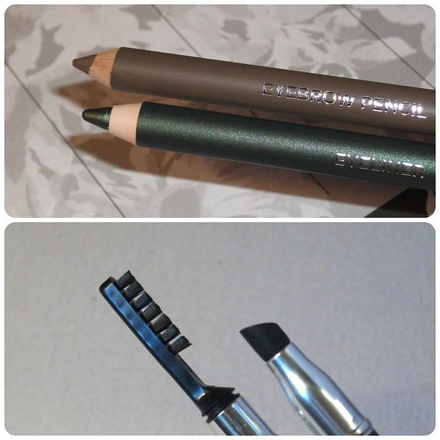 Lacura Eyeliner & Brow Pencil