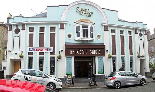 The Logie Baird Pub, Helensburgh