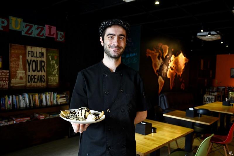 Le Puzzle Creperie & Bar 法式薄餅小酒館板橋早午餐推薦新埔站美食 (69)