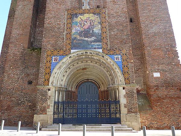 fresque eglise saint jacques