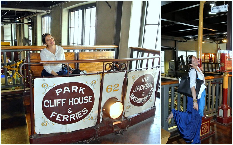 Museo de cable car en San Francisco