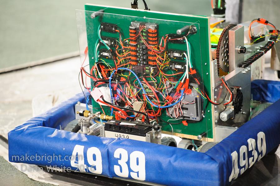 FIRST Robotics Regionals - UW - April 2016 476