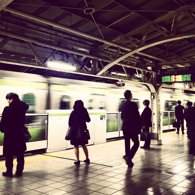 #駅 #東京 #秋葉原 #鉄道 #電車 #tokyo #japan #station #train #railway #akihabara