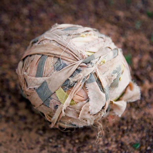 非洲孩子們腳下的足球1