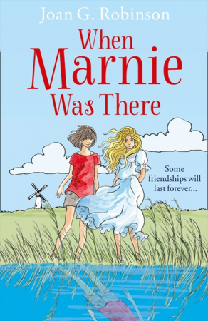 When Marnie Was There - Book Cover 1