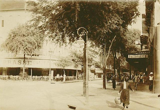 Nam Kỳ Xưa - COCHINCHINE 1898 - 1905 (1) - Rue Catinat, Saigon