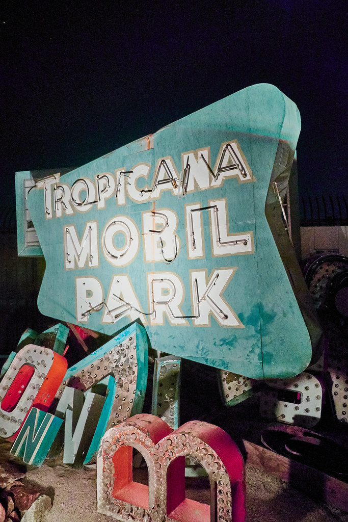 Tropicana Mobil Park