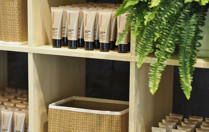 bareMinerals New Skincare Press Event