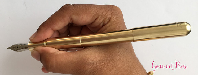 Review Kaweco Supra Fountain Pen @AppelboomLaren (17)