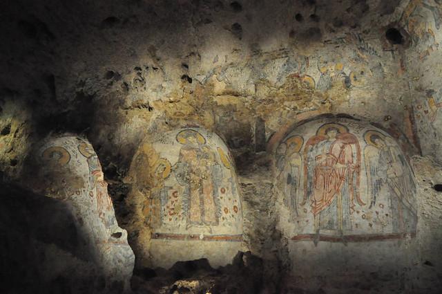 Matera - Cripta del Peccato Originale (1)
