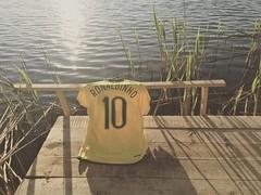 #brazil #ronaldinho #footballshirts #fotballshirt 🔥👕👌
