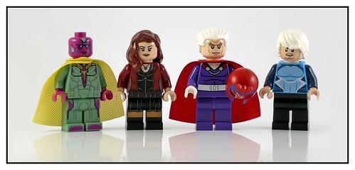 Magneto's Family