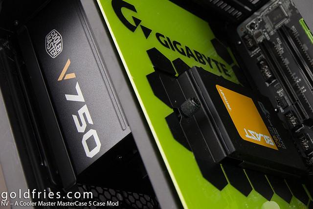 NV – A Cooler Master MasterCase 5 Case Mod