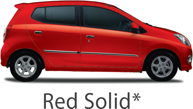 red solid