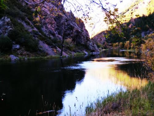 rural river colorado shadows canyon enhanced blackcanyonofthegunnison blackcanyonofthegunnisonnationalpark eastportal gunnisonriver