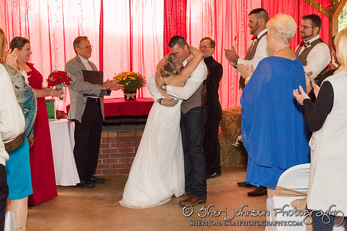 Cassie & Chris Wedding