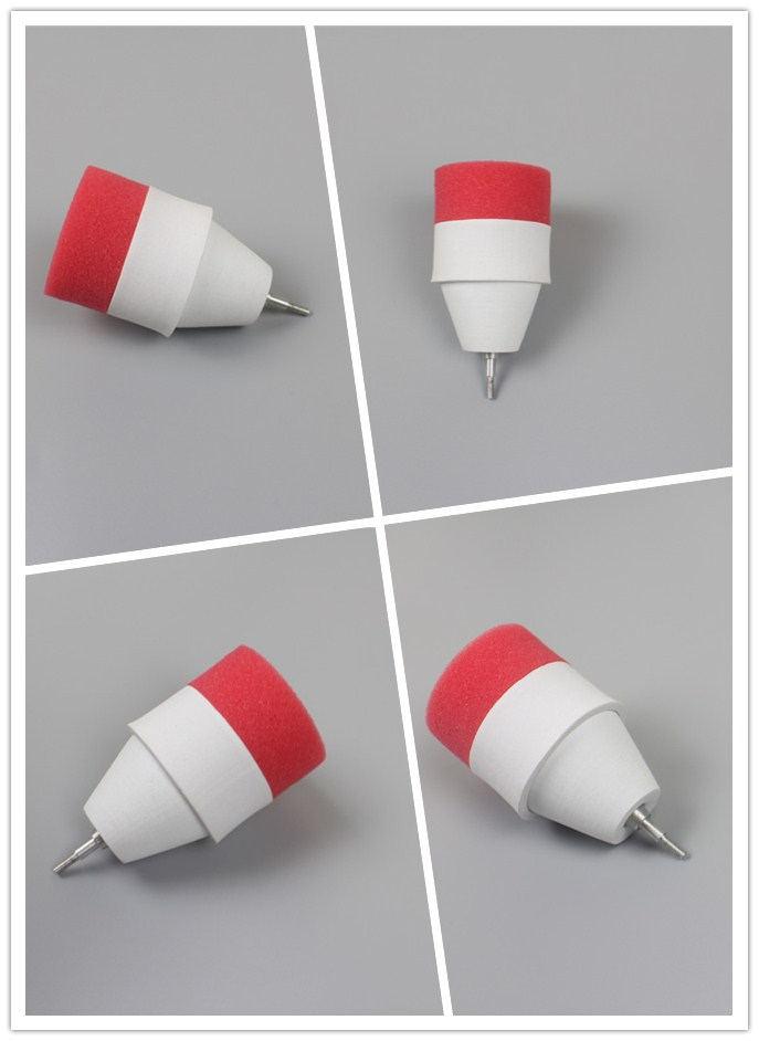 red foam arrowheads