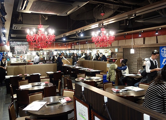 5 俺的燒肉 銀座九丁目 可以吃到一整頭牛的美味燒肉店
