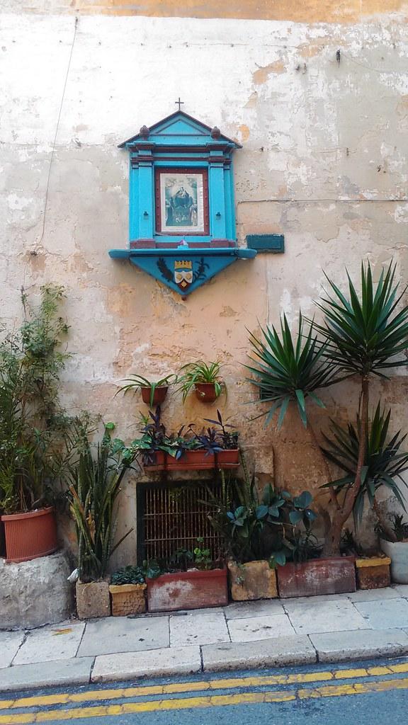 Particolari di Valletta