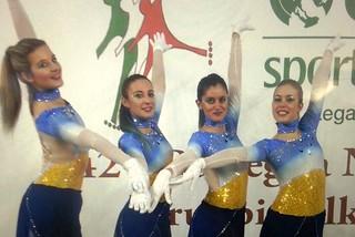 Noicattaro. Finali nazionali pattinaggio front