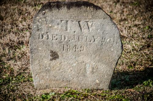 Ebenezer Methodist Church and Cemetery-008
