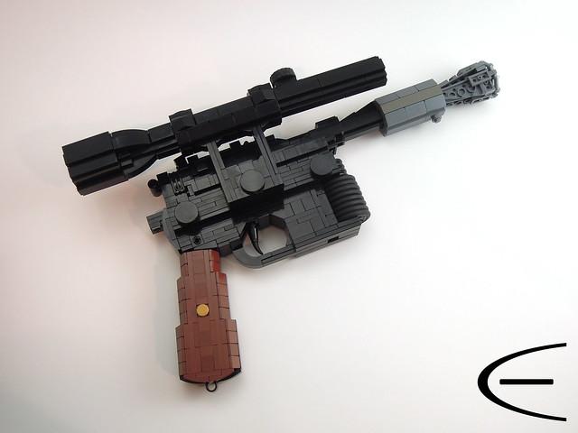 LEGO Han Solo DL-44 Blaster