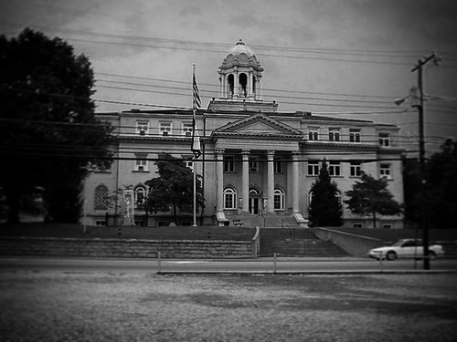 Boone County Courthouse Madison WV #courthouse