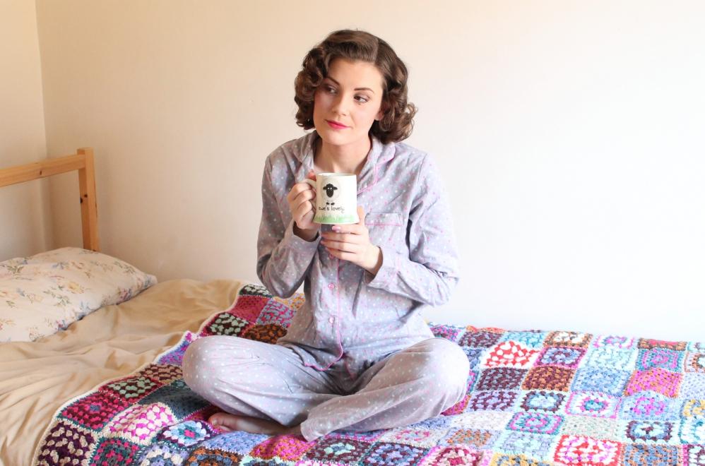 Retro Pyjamas