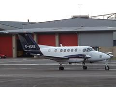 G-BGRE Beech King Air 200 Martin Baker