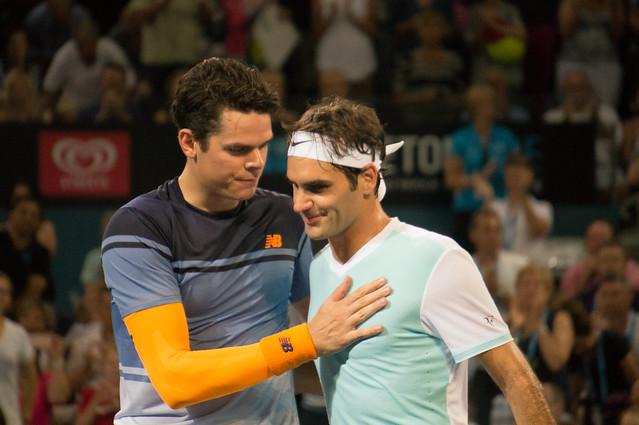 2016 Brisbane International Men's Final: Roger Federer vs Milos Raonic